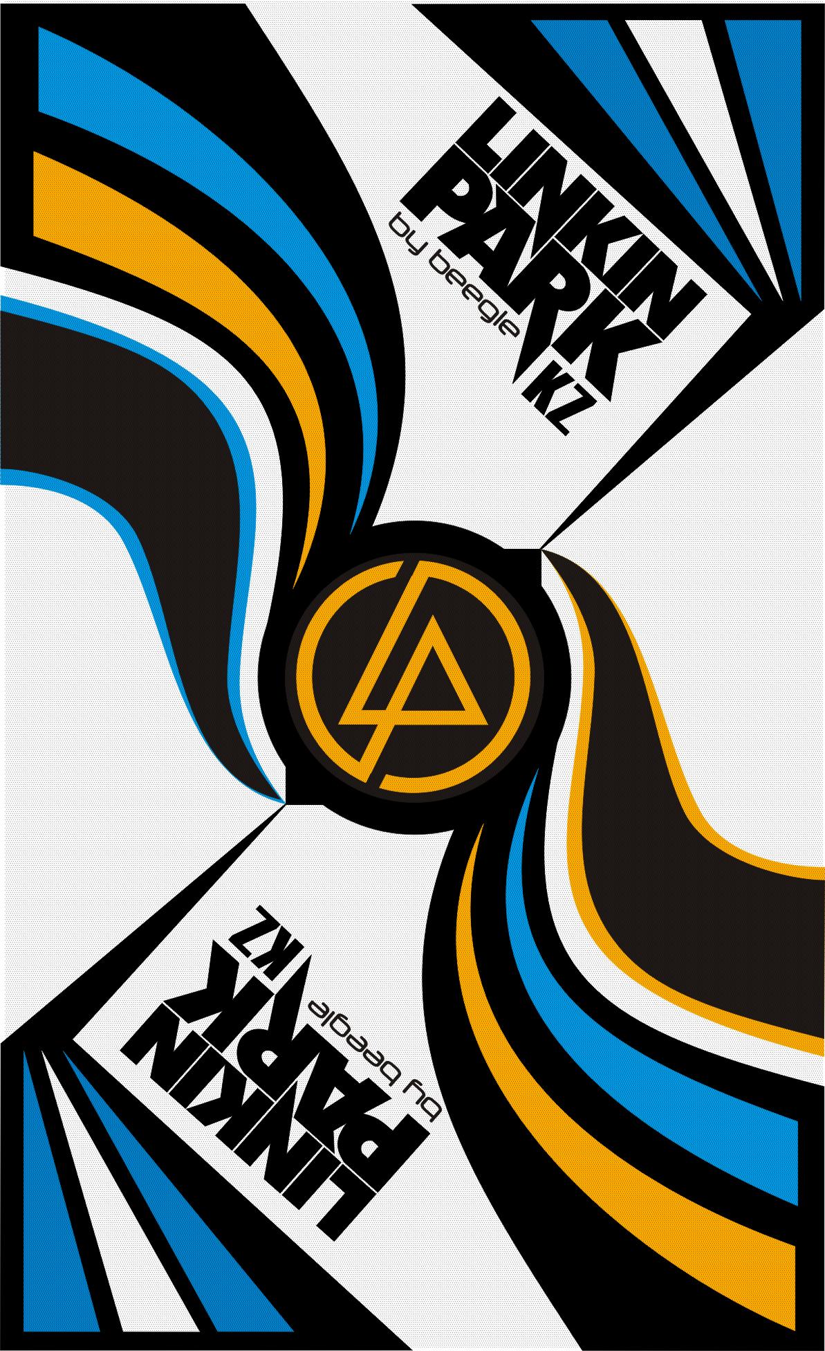 Linkin Park Poster By Beegle Lp On Deviantart