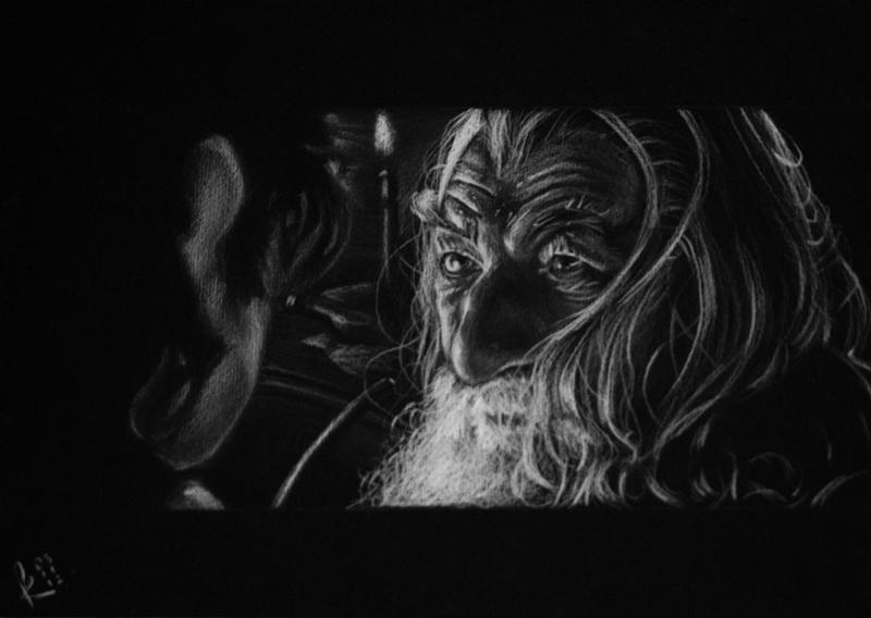 Bilbos ring! by PaulKolvenbachArts