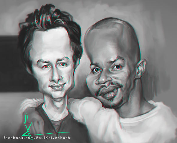SCRUBS: ITS GUY LOVE + FREE GIVEAWAY by Paintpaul
