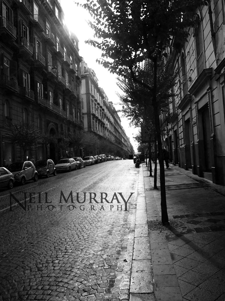 Lonely Roads by hutzimbl