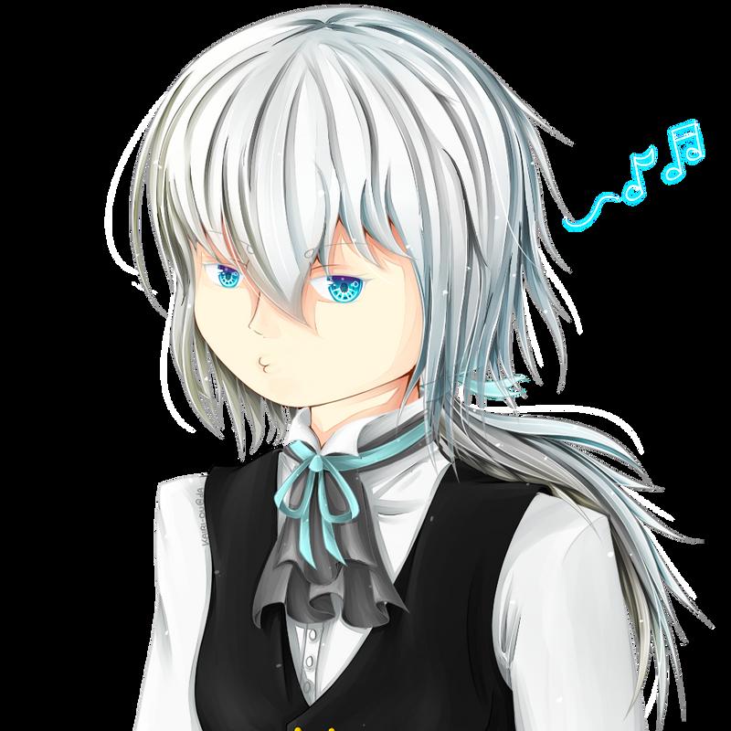 Hm~? by Kairi-ou