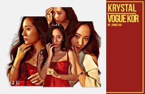 64 / Krystal Jung - Vogue Render Pack by kkkai