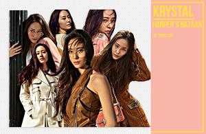 65 / Krystal Jung - Harpers Bazaar Render Pack by kkkai