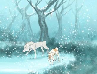 CE Collab- The Winter Explore by EspressoShots