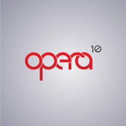 Opera 10 Rebranding