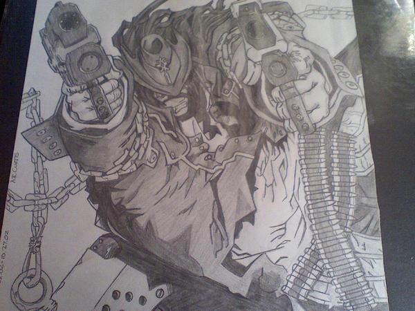 gungrave by moonlitedream
