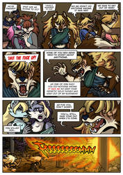 Bringing A War Hound Into My Life Page 8 by Worstpyroever