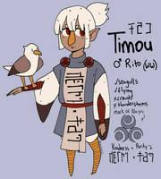 timou touchup + new ref by trashguts