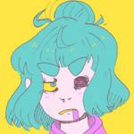 palette/emotion meme rose