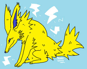 jolteon,, from memory!