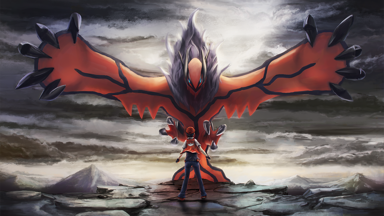 Pokemon Ausmalbilder Yveltal : Yveltal Smogon