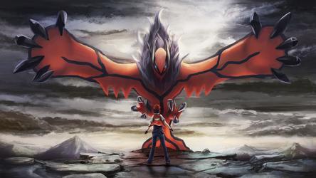 Rise of Yveltal + Red FullHD