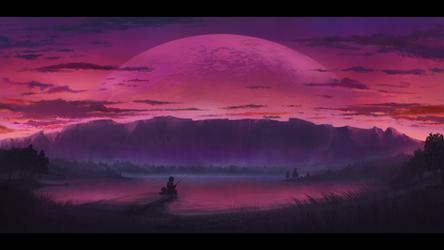 Planetary Fisher by Dekus