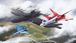 Kalos region Air Force
