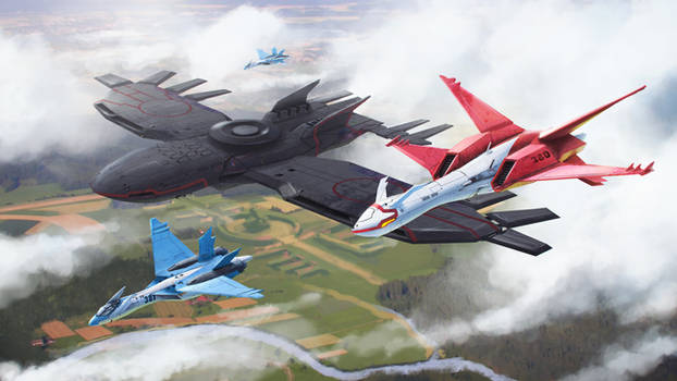 Kalos region Air Force