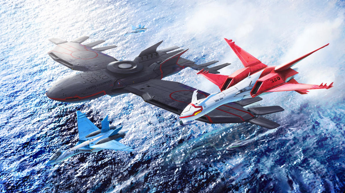 Hoenn region Air Force by Dekus