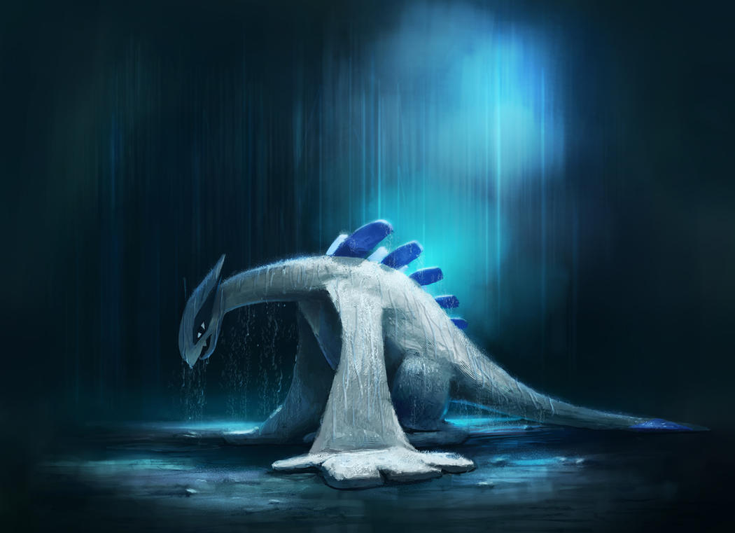 Rainy day by Dekus