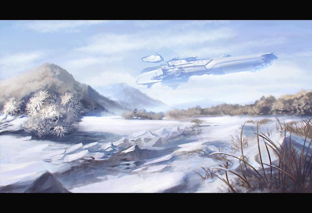 Exploration by Dekus
