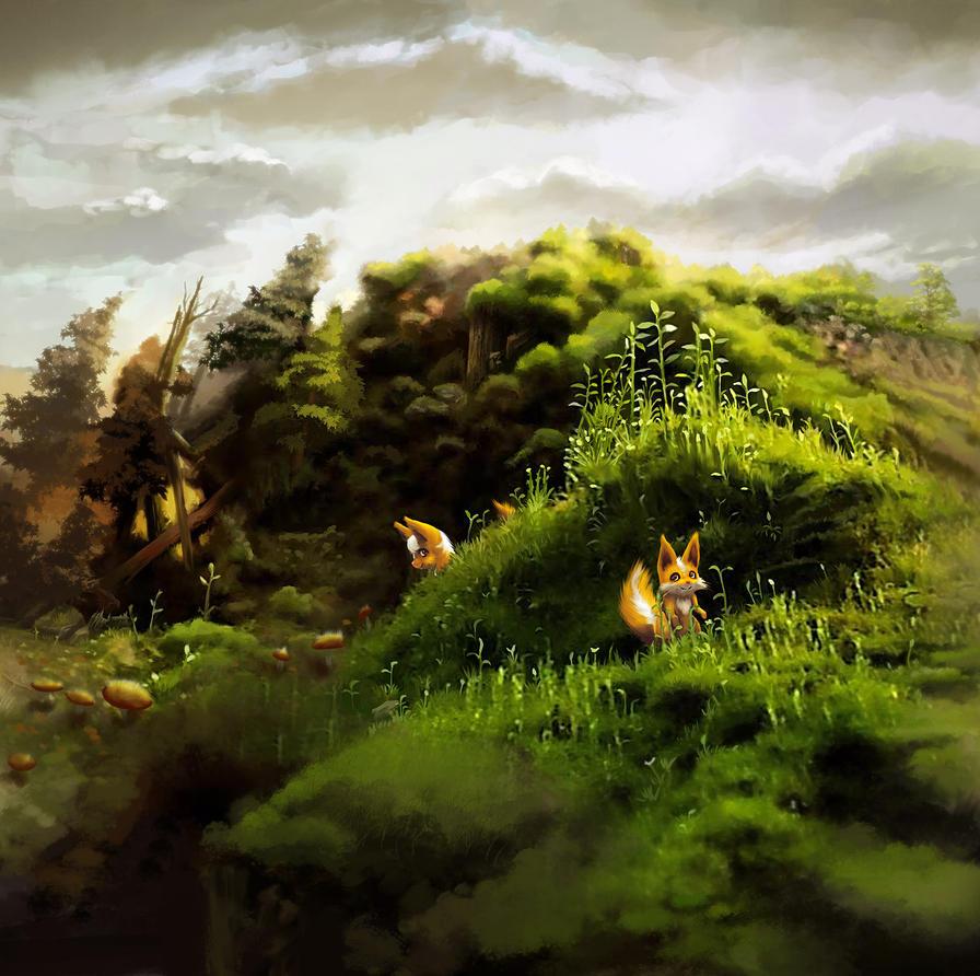 Hill Games by Dekus