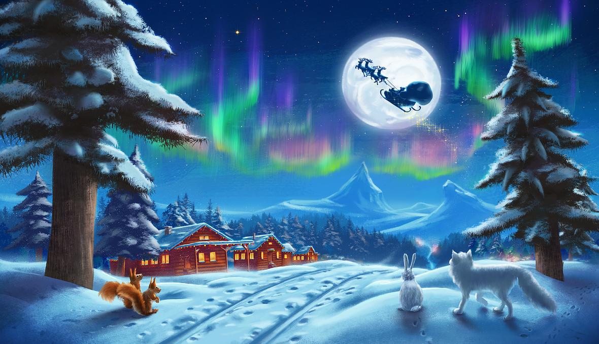 Merry Christmas 2015! by Dekus
