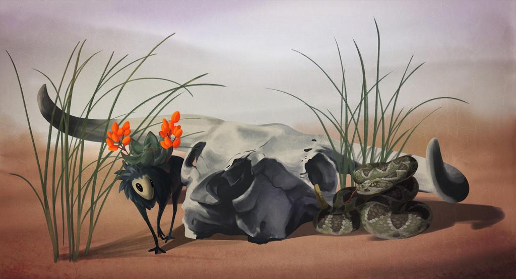 Bone-Dry by fiachmara
