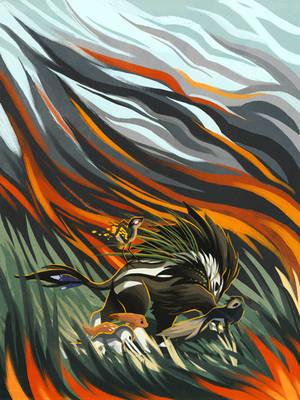 [Firestorm: Ch02] Search Party by fiachmara