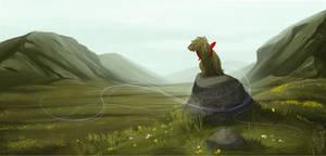 Rocky Meadow [Origin Prompt - Their Haunt]