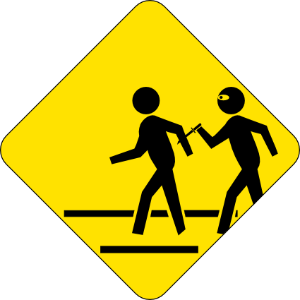 Ninja Crossing by aurelias