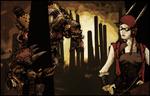 Steampunk Fairytale - LRRH by Cique