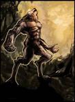 MadBaboon Werewolf