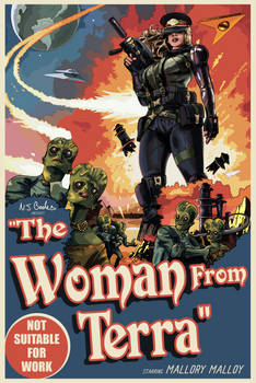 The Woman From Terra
