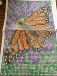 The Art of Mosaic- Butterfly