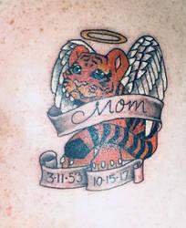 in memory of my Mom by Amazair