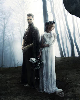 Hades and Persephone by Northern Isa Graphics