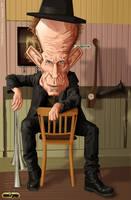 Tom Waits by diplines