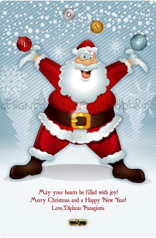 Santa Claus 2011 by diplines