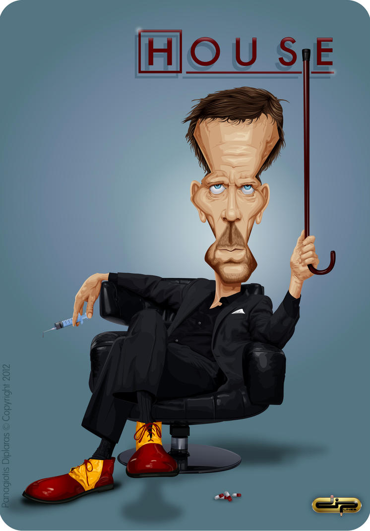 Dr. House by diplines