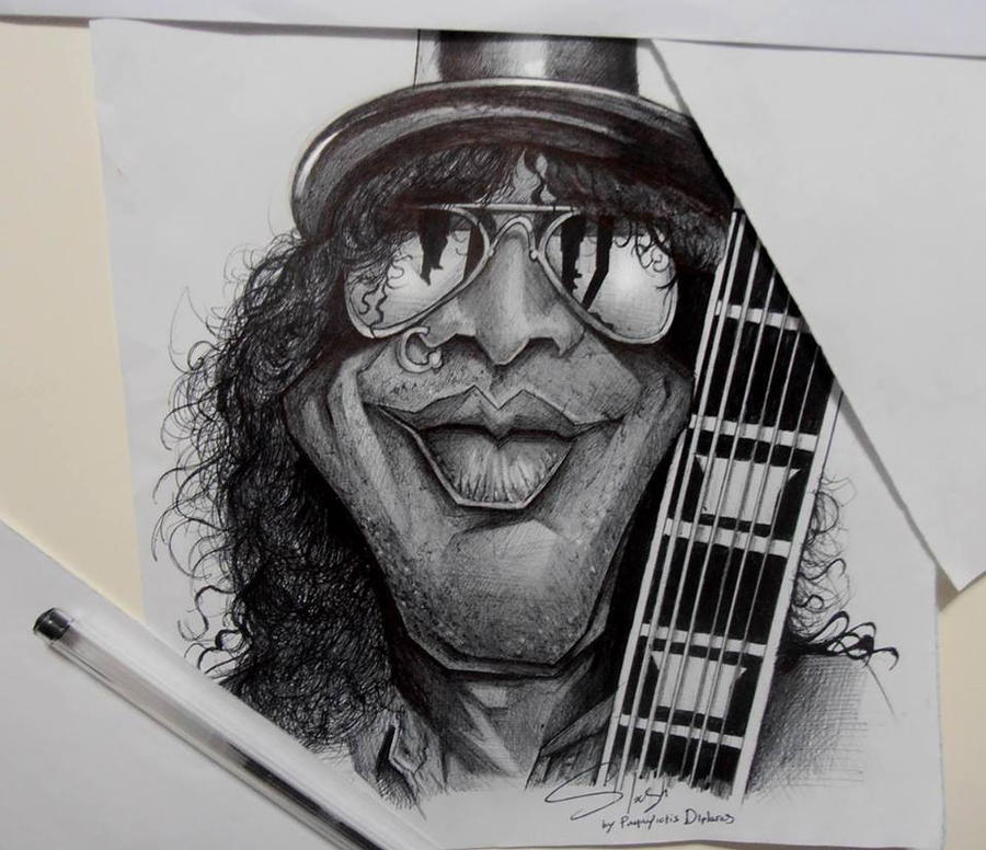 Slash by diplines