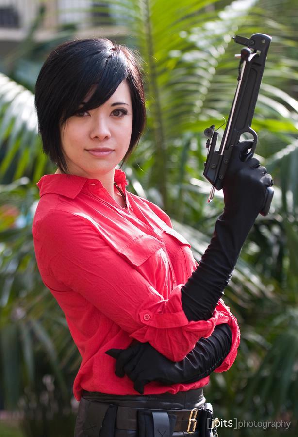 Resident Evil 6: Ada Wong by Xxfruit-cakexX