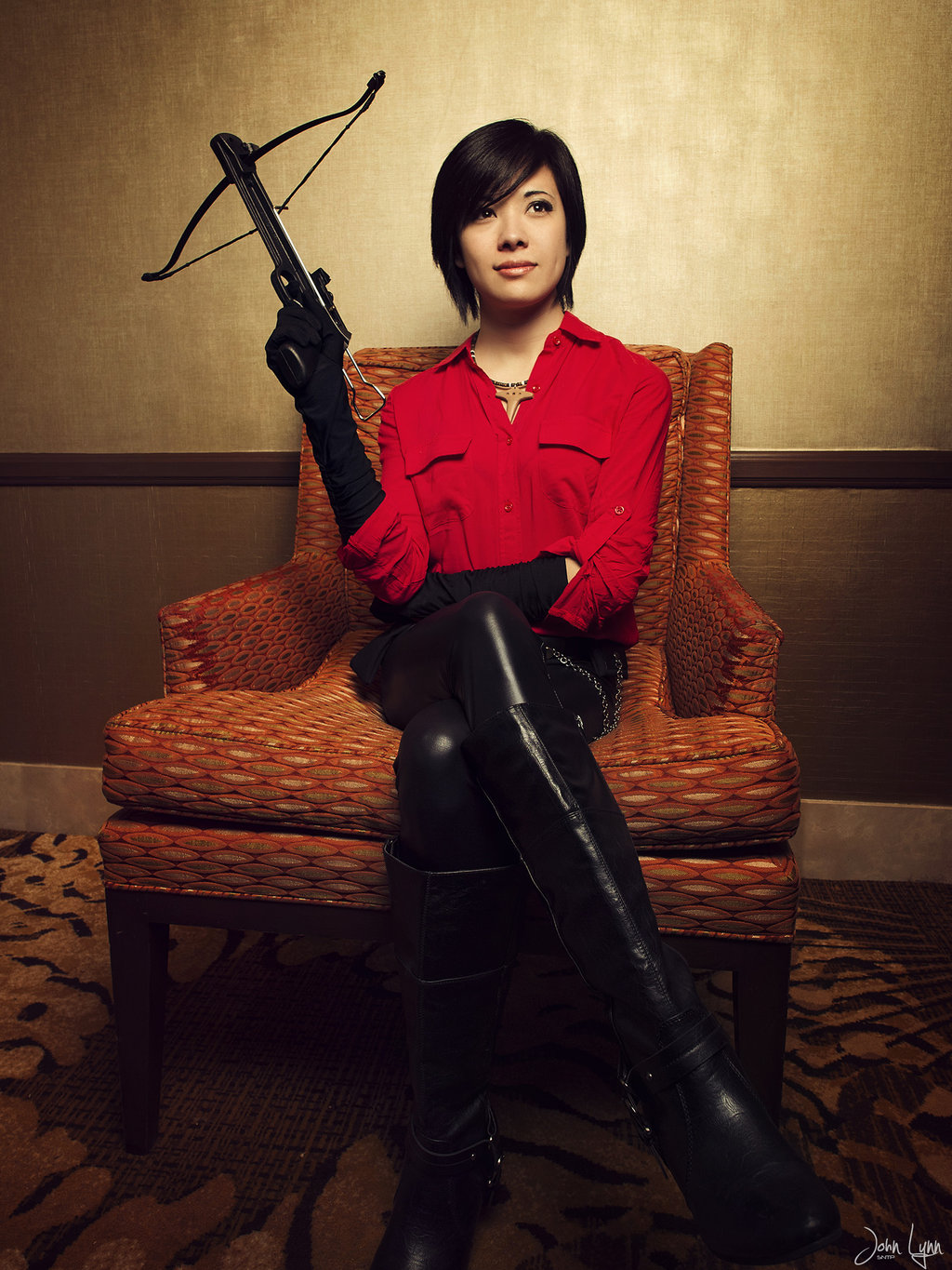 Ada Wong Cosplay By Sntp-d5s73eo by Xxfruit-cakexX
