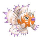 Alolan Seaking / Alola form (fakemon)