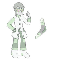 Hackmanite (gemsona)