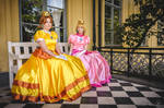 Peach and Daisy - The future is ahead