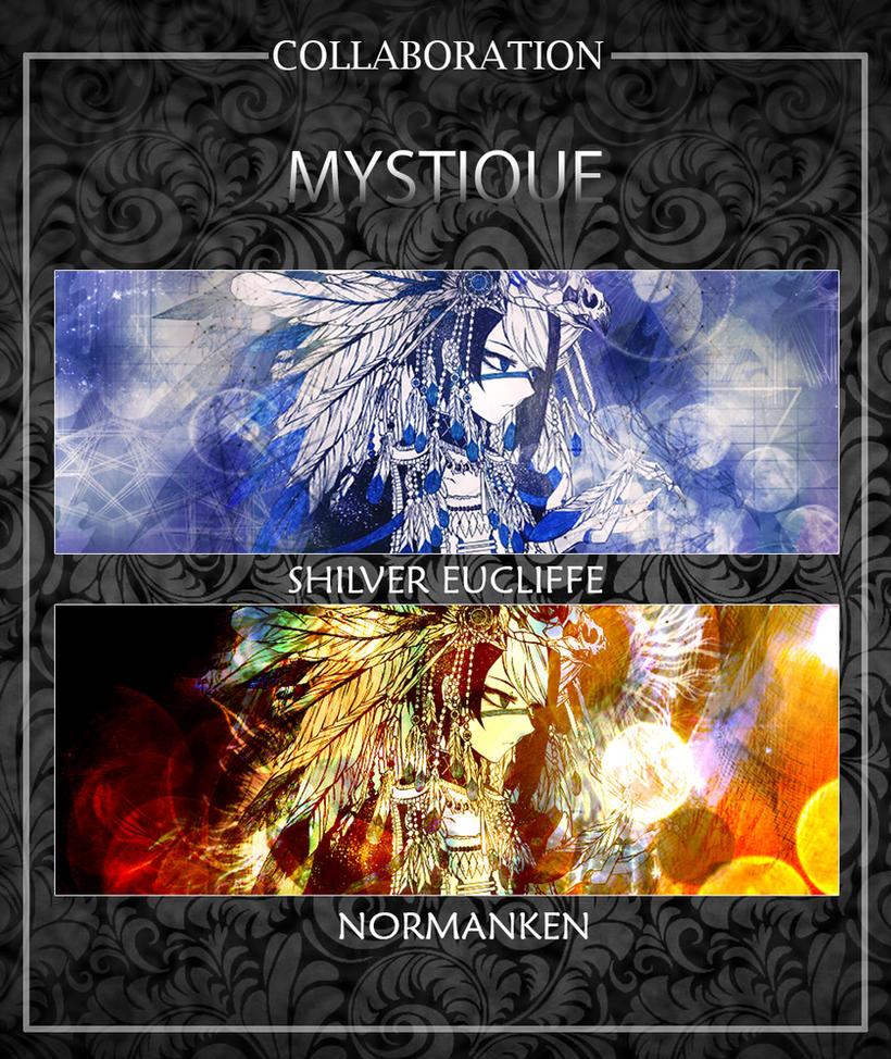 Mystique by akasunanosasori20
