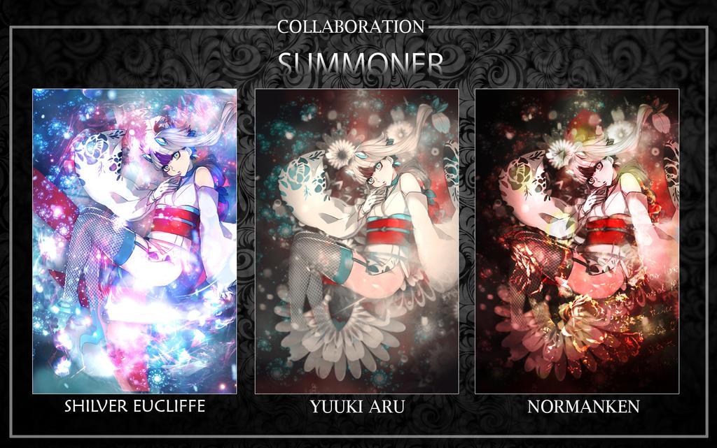 Summoner by akasunanosasori20