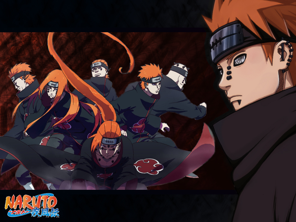 The Six Paths of Pein by EdgeWolf30