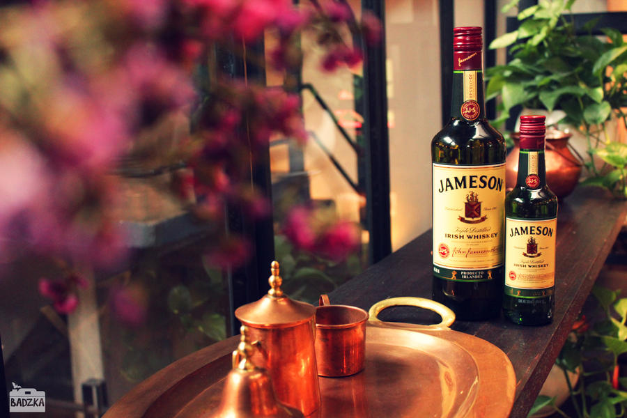 Jameson by Badzka