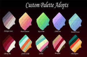 Custom Palette Adopts +OPEN+
