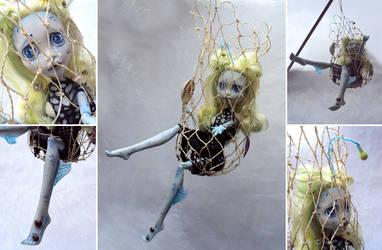 Serena - Deep Sea Mermaid