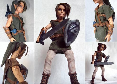 It's Link!